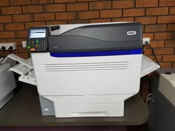 OKI C941dn A3 White Toner Printer
