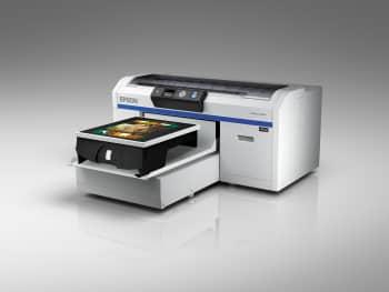 Epson F2000 DTG Printing Setup