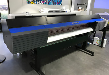 Ex Demo Roland TrueVIS VG-640 Printer/Cutter