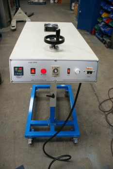 Aus-Flash Radiant 500mm x 600mm Flash Cure Showroom Model