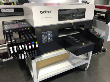 Ex Demo Brother GT-361 Direct to Garment DTG Printer