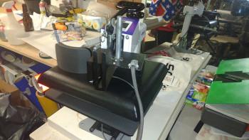 Sawgrass A3 SG 800 Complete Dye Sublimation Setup