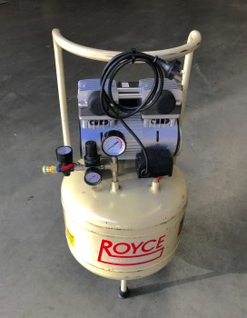 Royce Quiet Compressor