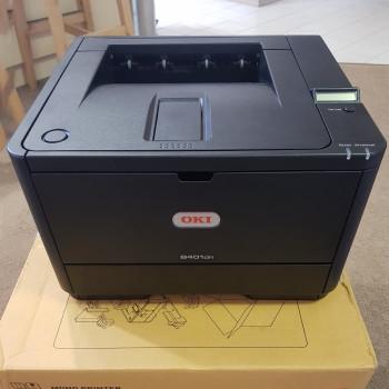 Ex-Demo OKI B401 A4 Mono Laser Printer