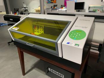 Ex-Demo Roland VersaUV LEF-200 Benchtop UV Flatbed Printer