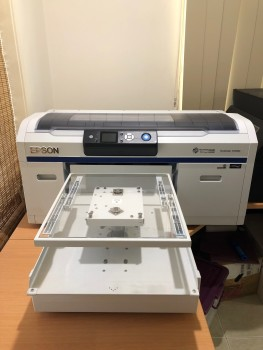 DTG Complete Setup with Epson F2000