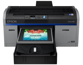 Epson F2160 and Cube