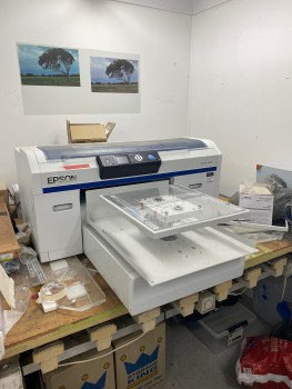 Epson F2000 DTG Business in a Box
