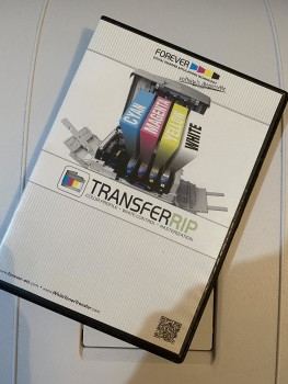 OKI Pro8432WT with TransferRIP