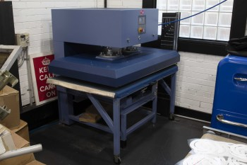 AIT 240CR - Large format heat press