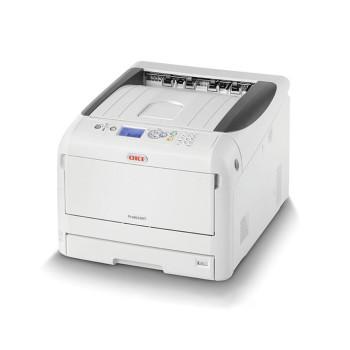 Ex-Demo OKI Pro8432WT A3 White Toner Printer