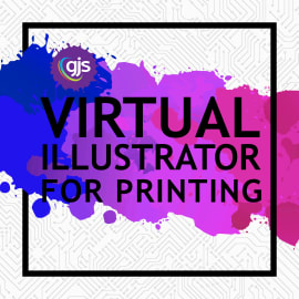 Virtual Illustrator for Printing