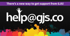 There's a new way to get support from GJS!