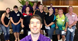2017 GJS Roadshow kicks off in Townsville