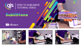 [VIDEO] How to sublimate SubliStone