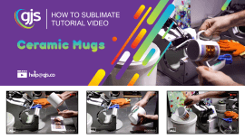 [VIDEO] How to sublimate ceramic mugs