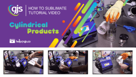 [VIDEO] How to sublimate cylindrical glass products