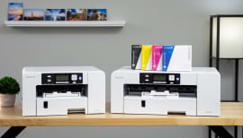 New Sawgrass desktop dye sublimation printers