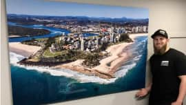 Case Study: [VIDEO] Gold Coast Printing & Framing: where consultation, quality and Chromaluxe go hand-in-hand
