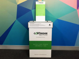 Recycle your empty Roland ink cartridges at GJS