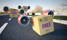 Free Freight Now Available to More Customers!