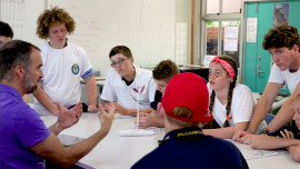 [VIDEO] Tamborine Mountain State High School: taking STEM to the next level with dye sublimation