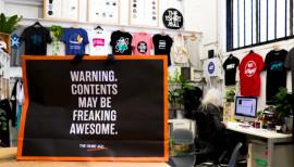 [VIDEO] The Tshirt Mill: taking the custom t-shirt world by storm