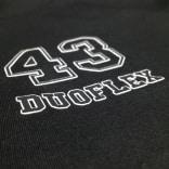 GJS DuoFlex - Heat Textile Vinyl with 3D Outline Effect