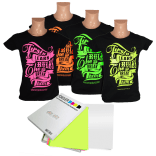 FOREVER Flex-Soft (No-Cut) Laser Heat Transfer Media Packs