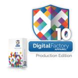 Digital Factory Apparel RIP - Production Edition