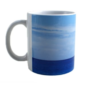 Ceramic Mugs - White