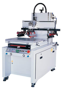 GJS Aus-Screen Semi Automatic Screen Printers