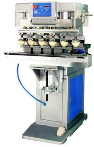 The Easy Series Pad Printer