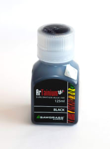 ArTainium UV/subli-trans Dye Sublimation Bulk Ink - Black