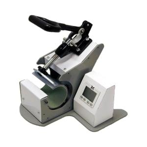 Geo Knight DK3 Mug Heat Transfer Press
