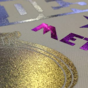 GJS MetallicFlex - Heat Transfer Vinyl with Mirror Effect