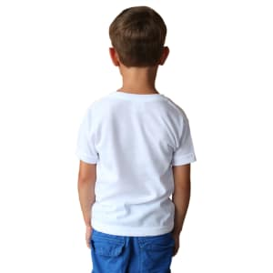 Toddler Basic T - Short Sleeve - Brighter White
