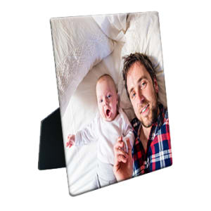 ChromaLuxe Photo Panels - Easels Flat Tops