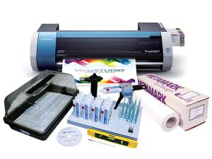 Liquid Lens Doming Print & Cut Systems
