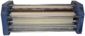 AIT LFO/GFO Oil Heated Rotary Heat Transfer Press