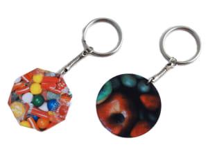 Key Rings/Chains - Plastic