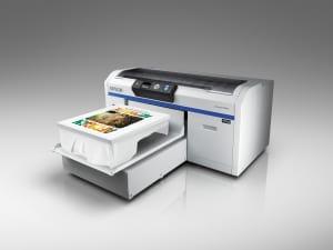 Epson SureColor SC-F2000 Desktop DTG Printer