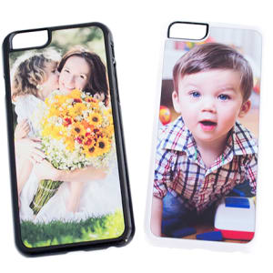 iPhone 6 Phone Cover/Case w/ Printable Metal