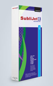 SubliJet-E Dye Sublimation Ink Cartridges for Epson SC-T3200/5200/7200