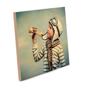 ChromaLuxe Natural Wood Prints