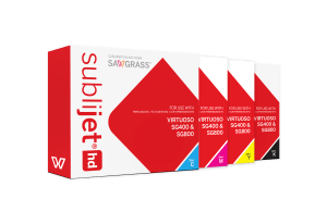 SubliJet-HD Bulk Ink Cartridge Packs