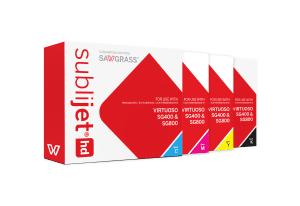 SubliJet-HD Bulk Ink Cartridge Packs