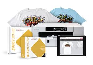 ChromaBlast-HD Virtuoso SG800 Cotton Garment Decoration System