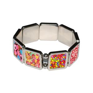 Bracelet - 9pcs w/ Sublimation Metal