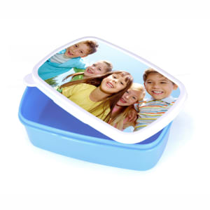 Plastic Kids Lunch Box